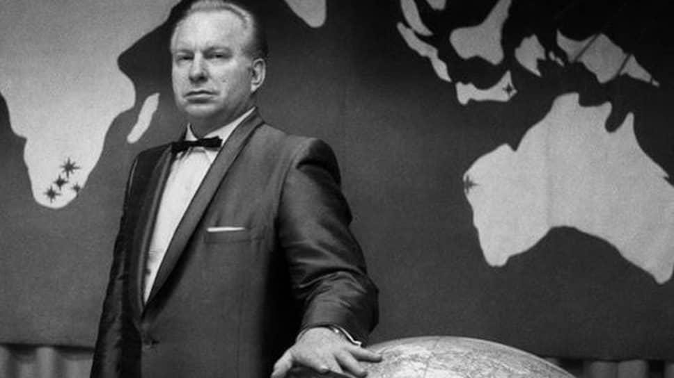 Рон Хаббард, около 1958