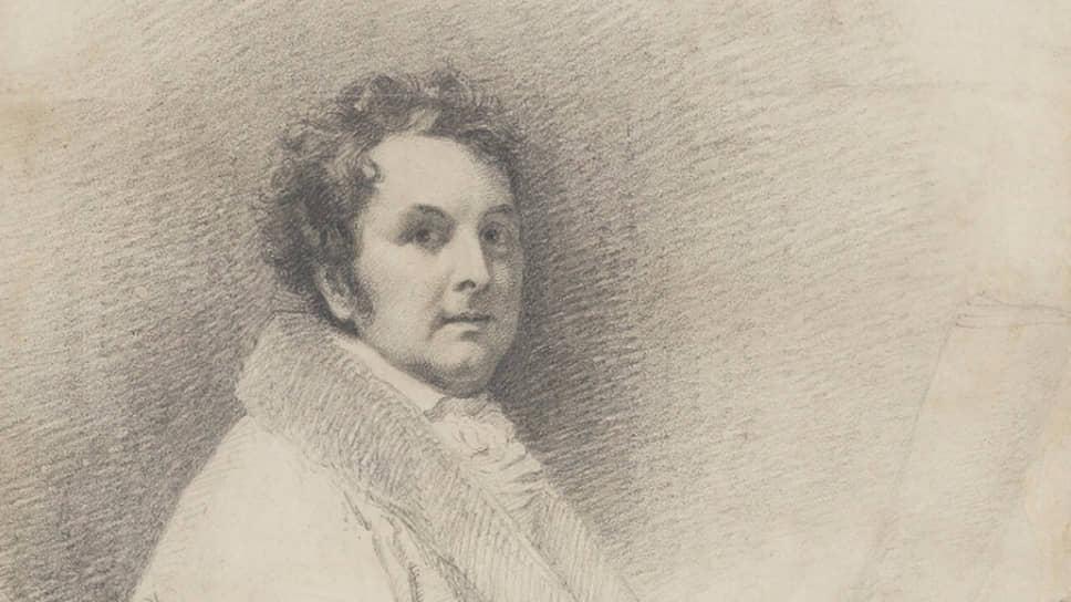Генри Уильям Пикерсгилл. Портрет Джозефа Майкла Ганди, около 1820