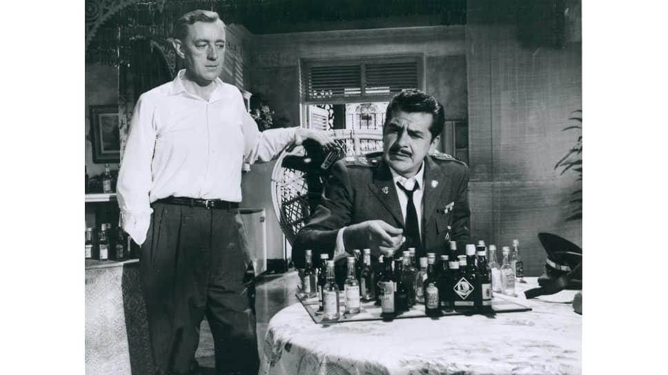 «Наш человек в Гаване». Режиссер Кэрол Рид, 1959