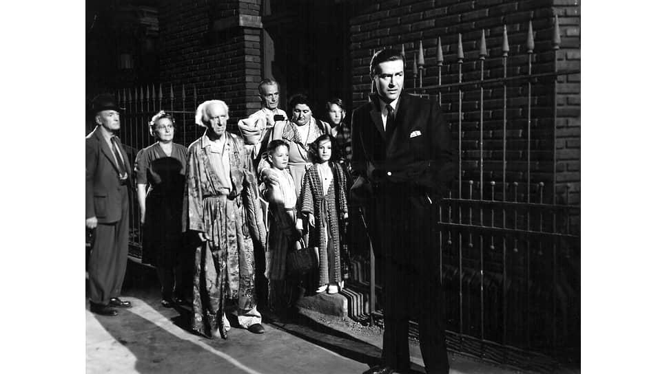 «Министерство страха». Режиссер Фриц Ланг, 1943