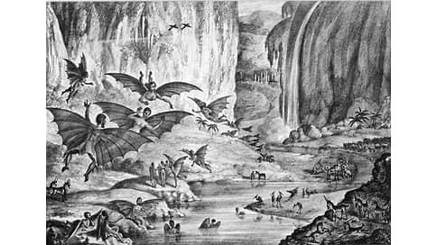 Геи, праведники и ссыльные  / Какой представляли жизнь на Луне Плутарх, Жюль Верн, Герберт Уэллс и другие