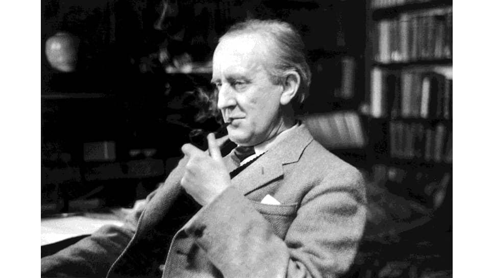 Джон Рональд Руэл Толкин, 1955
