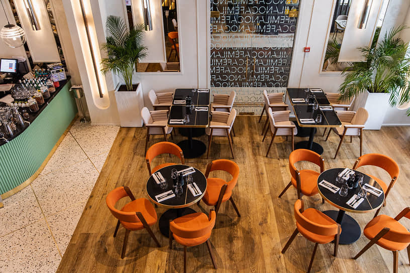 Milano Cafe