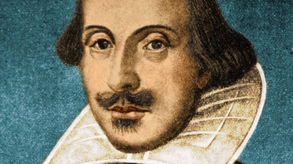 Мартин Друшаут. Гравюра для титульного листа первого сборника пьес Уильяма Шекспира, оригинал 1623. Позднейшая обработка
