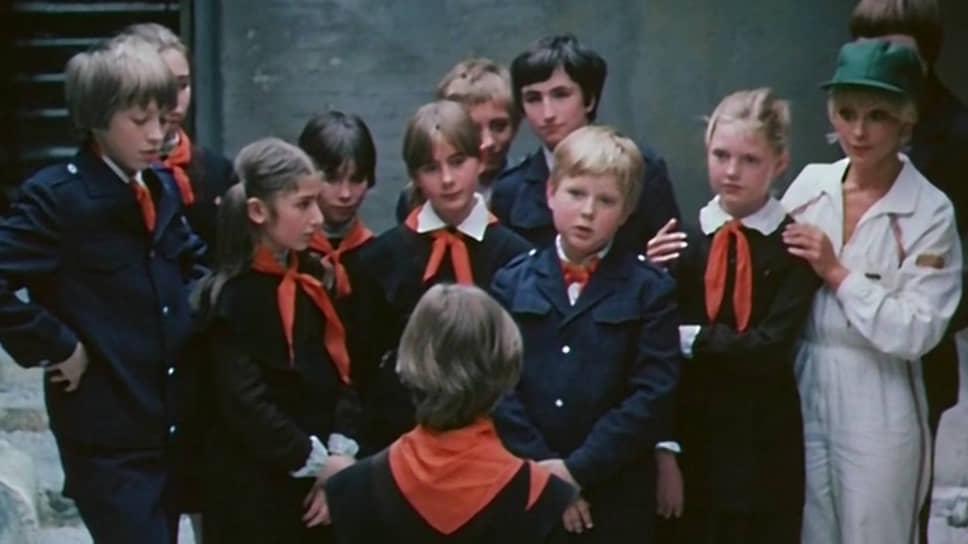 «Гостья из будущего». Режиссер Павел Арсенов, 1984