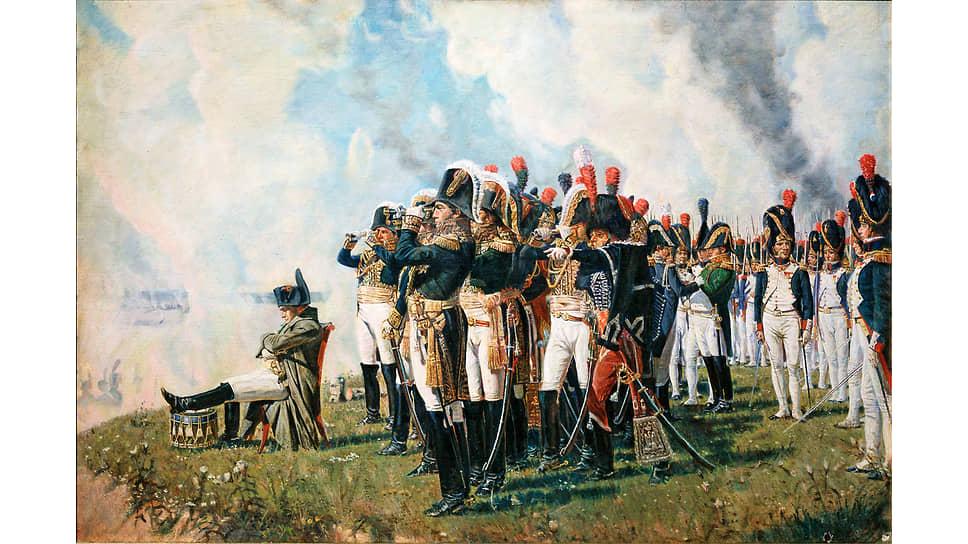 Василий Верещагин. «Наполеон на Бородинских высотах», 1897