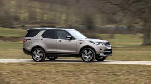Land Rover Discovery и Audi Q5  / Автомобили с Алексеем Харнасом