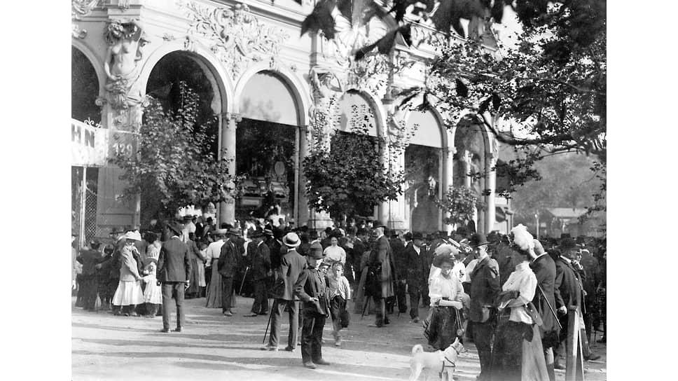 Вена, 1900-е