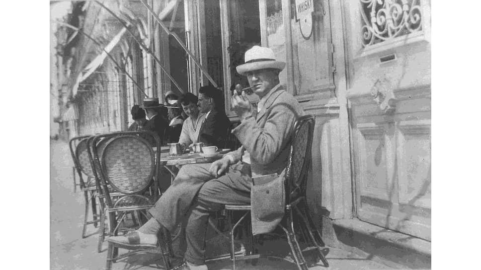 Георг Гросс, 1926