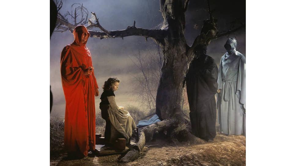 «Маска Красной смерти». Режиссер Роджер Корман, 1964