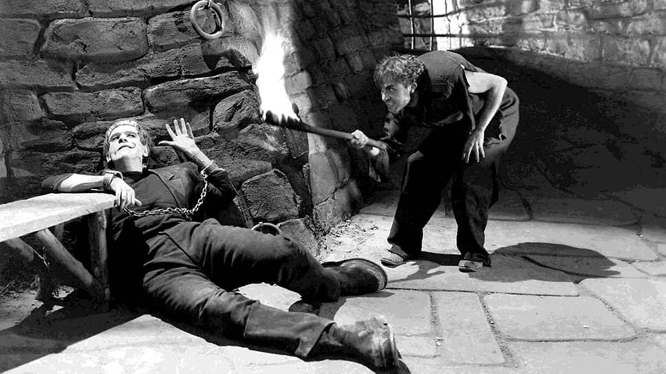 «Франкенштейн». Режиссер Джеймс Уэйл, 1931