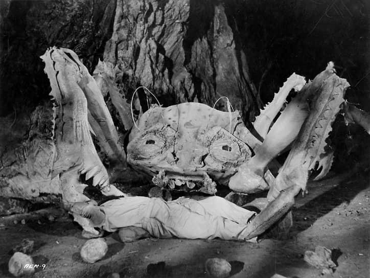 «Атака крабов-монстров». Режиссер Роджер Корман, 1957