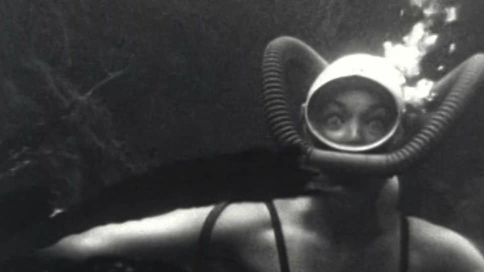 «Монстр со дна океана». Режиссер Роджер Корман, 1954