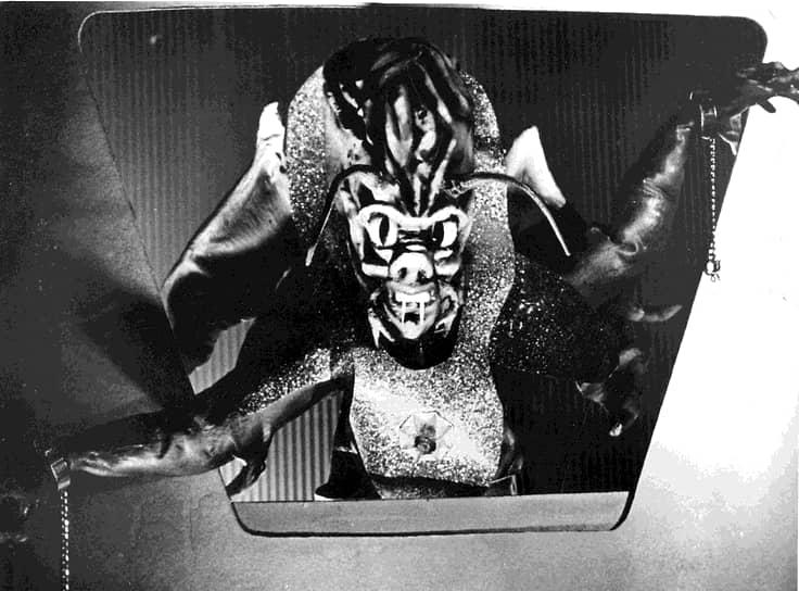 «Чудовище с миллионом глаз». Режиссер Роджер Корман, 1955
