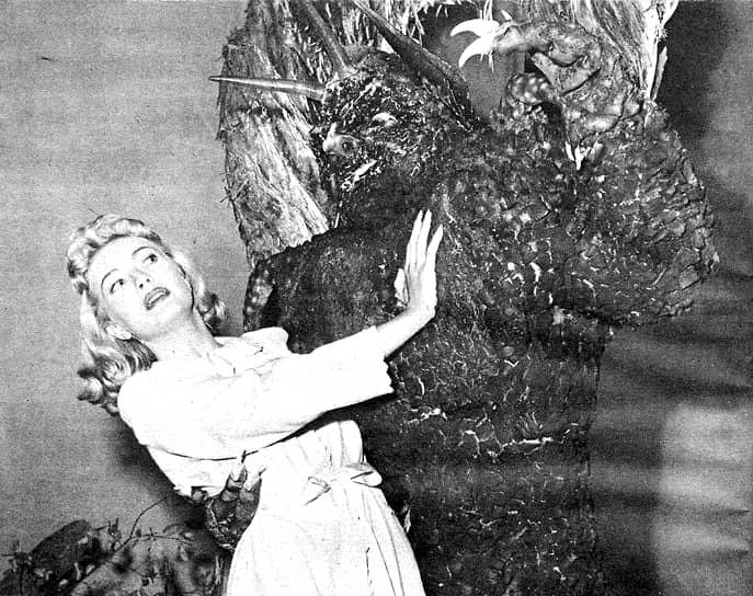 «День, когда Земле пришел конец». Режиссер Роджер Корман, 1955