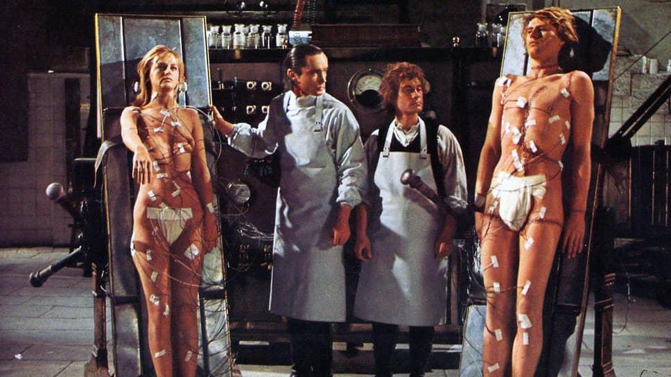 «Тело для Франкенштейна». Режиссер Пол Моррисси, 1973