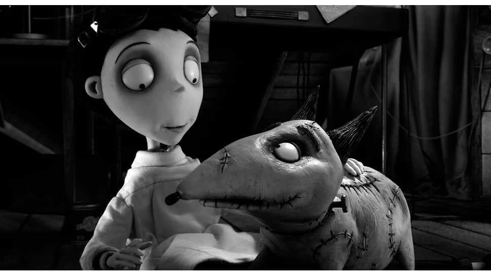 «Франкенвини». Режиссер Тим Бёртон, 2012
