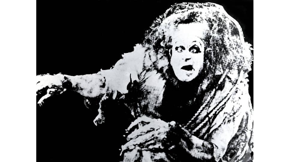 Чарльз Огл в фильме «Франкенштейн», 1910