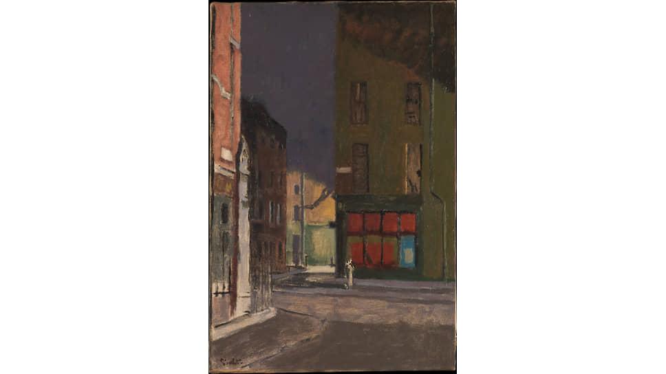 Уолтер Сиккерт. «Мейпл-стрит, Лондон», около 1915–1923