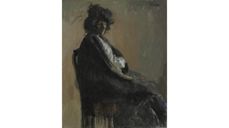 Уолтер Сиккерт. «Проститутка дома», 1903–1904