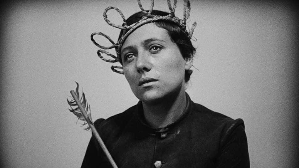 «Страсти Жанны д'Арк». Режиссер Карл Теодор Дрейер, 1928