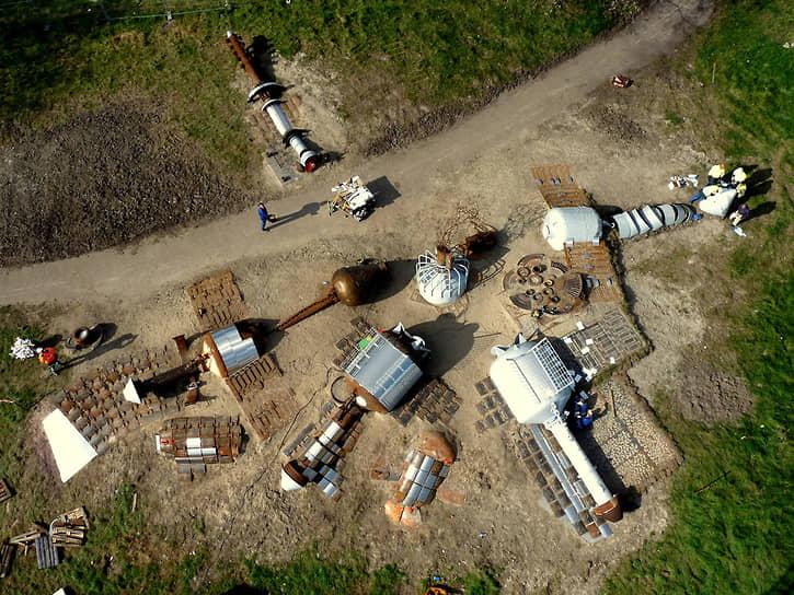 «Спутник. Космическая археология», 2010