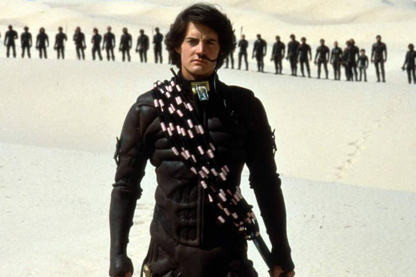«Дюна». Режиссер Дэвид Линч, 1984