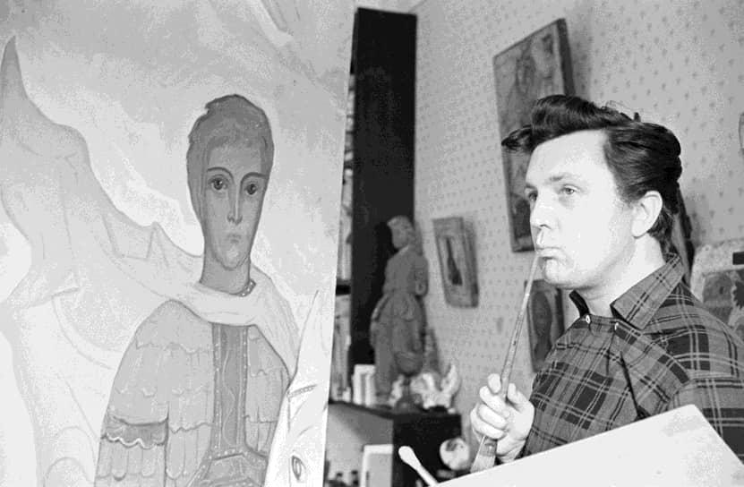 Илья Глазунов, 1962