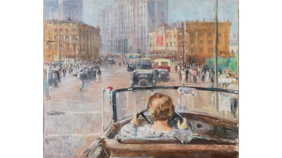 «Новая Москва», 1937