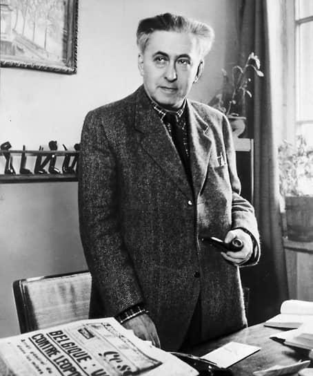 Илья Эренбург, 1951