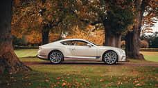 Bentley Continental GT by Mulliner и Chevrolet Tahoe
