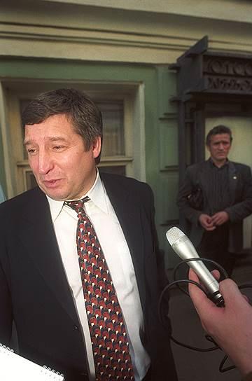 Чукотка. Губернатор Александр Назаров обменял свою резиденцию на кресло в Совете федерации