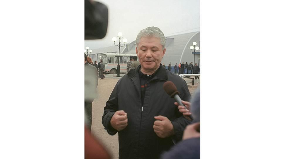Якутия. Президент Михаил Николаев стал жертвой собственной конституции