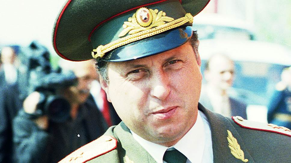 Михаил Барсуков