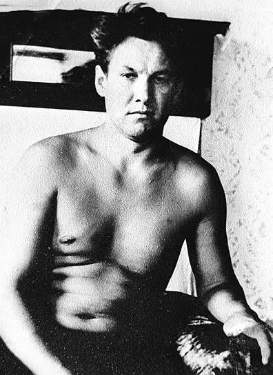 Борис Ельцин — студент Уральского политехнического института. 1953 год