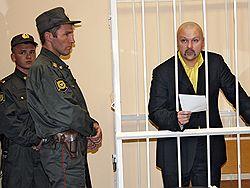 Мэр Архангельска 4 сентября 2007 года. Загружается с сайта Ъ