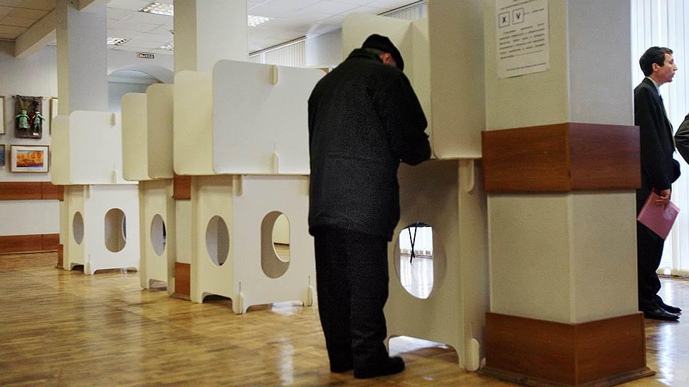 В протоколах большинства избирательных участков неявка избирателей осталась незамеченной