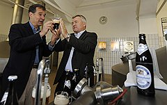Старейшая пивоварня в мире — баварская Weihenstephan — обошла своего ближайшего конкурента всего на десять лет
