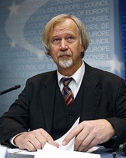 Вольфганг Водарг - главный врач ВОЗ