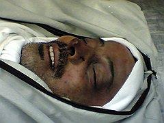 Убийцы одного из лидеров «Хамаса» Махмуда аль-Мабхуха (на фото) ускользнули, не оставив врагам никаких улик, кроме неясного силуэта на записи камеры видеонаблюдения