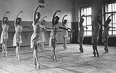 Руководство балетного техникума привыкло брать исполнительское мастерство измором учащихся