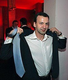 Неувязочка вышла. Помощник президента РФ Аркадий Дворкович. Москва, 2009 год