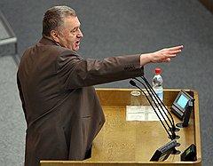 Владимир Жириновский и еще 112 депутатов проявили готовность указать умных и талантливых кандидатов на клонирование