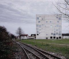 Школа менеджмента и дизайна Zollverein (Эссен, Германия)
