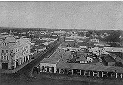 Политика искусственного размножения городов сделала Екатеринодар (на фото) и Екатеринослав  похожими не только по названию