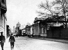Гимназисты стали привычным элементом русского городского пейзажа только во второй половине XIX века