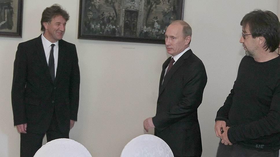 Владимир Путин в свойственной ему манере ушел от ответа Юрию Шевчуку