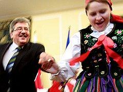 2008. Маршал сейма Польши