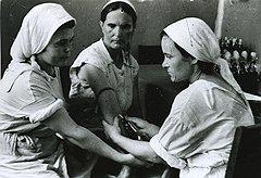 За донорский паек многим приходилось биться до последней капли крови