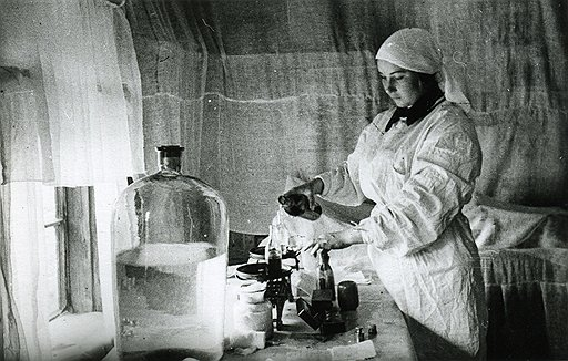 Медсанбатовские аптеки первыми смогли оценить решение ученого совета Главсанупра РККА об урезании норм потребления медикаментов